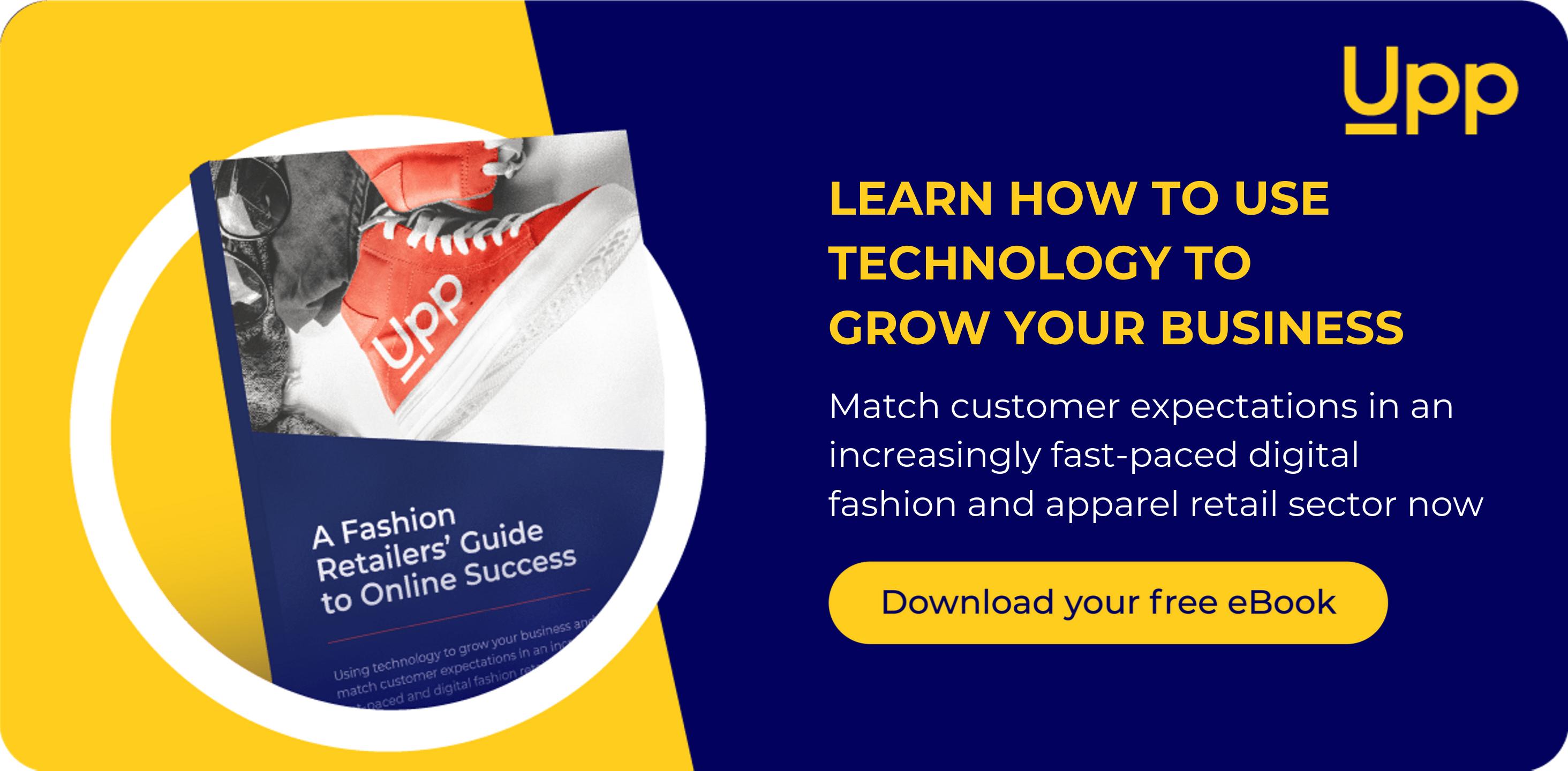 fashion retailers' success guide