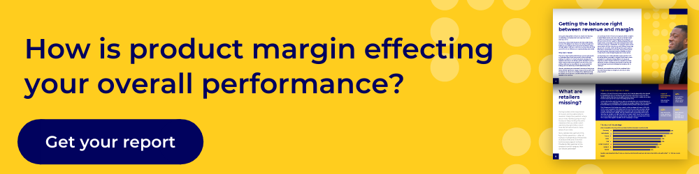product margin performance