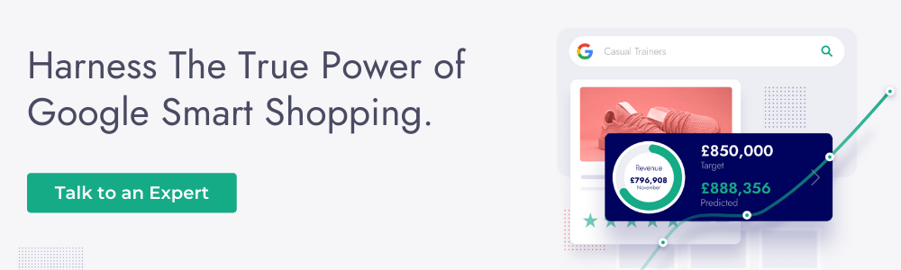 Image of Google Shopping Audit CTA