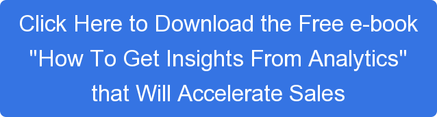 "Click Here to Download the Free e-book ""How To Get Insights From Analytics"" that Will Accelerate Sales"