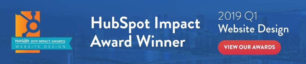 Impact award design