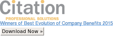 Winners of Best Evolution of Company Benefits 2015 Download Now »