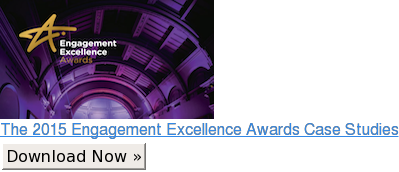 The Engagement Excellence Awards 2015 Case Studies Download Now