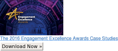 The Engagement Excellence Awards Case Studies 2016 Download Now