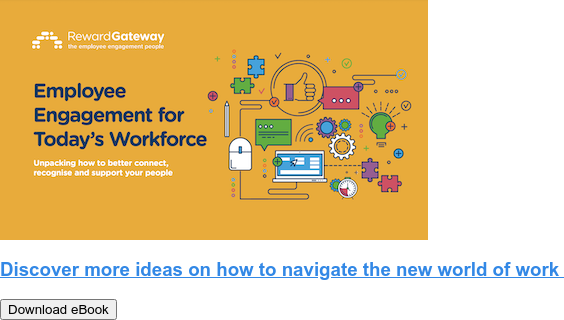 Explore the new era of employee engagement  Download eBook