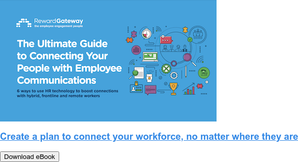 Create a plan to communicate with your employees in times of uncertainty Download eBook