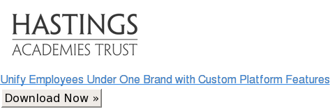 Unify Employees Under One Brand with Custom Platform Features Download Now »