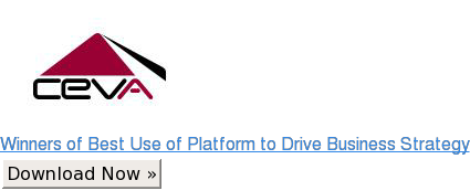 Winners of Best Use of Platform to Drive Business Strategy Download Now »