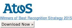 Winners of Best Recognition Strategy 2015 Download Now »