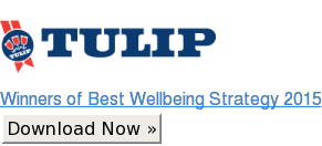 Winners of Best Wellbeing Strategy 2015 Download Now »