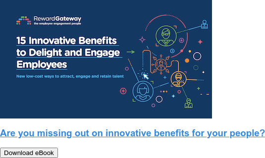 Empower your people and your business through strategic solutions from Reward  Gateway Learn more