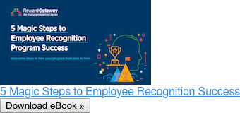 5 Magic Steps to Employee Recognition Success Download eBook »