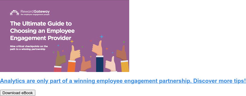 Find more ways to prove the ROI of employee engagement  Visit the Blog