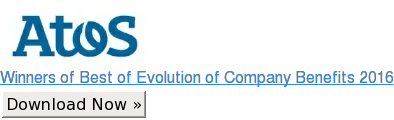 Winners of Best of Evolution of Company Benefits 2016 Download Now »