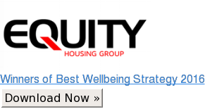 Winners of Best Wellbeing Strategy 2016 Download Now »