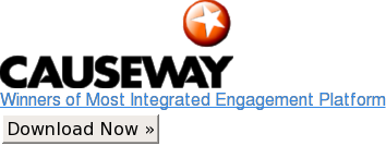Winners of Most Integrated Engagement Platform Download Now »