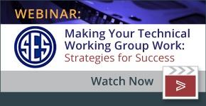 technical working group webinar