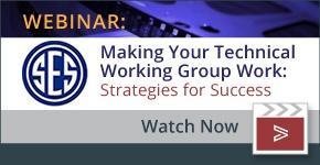 technical working group webinar