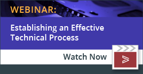 Webinar: Effective Technical Process