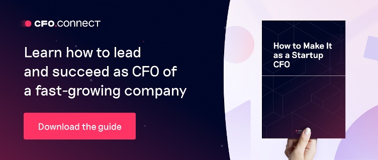 CFO Connect - community - finance leaders - Spendesk