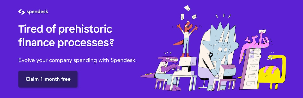 prehistoric-finance-process-one-month-free-spendesk-offer