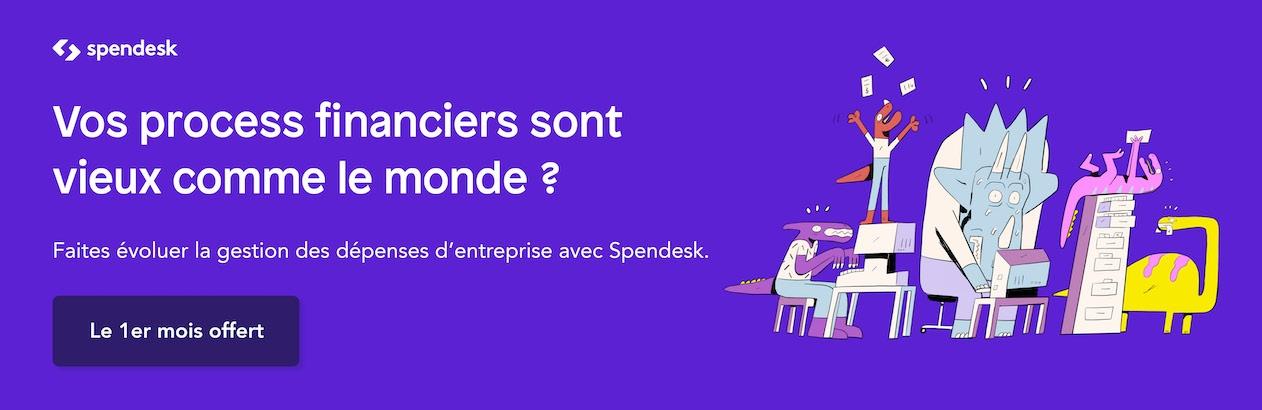 process-financiers-dinosaures-un-mois-gratuit-offre-spendesk