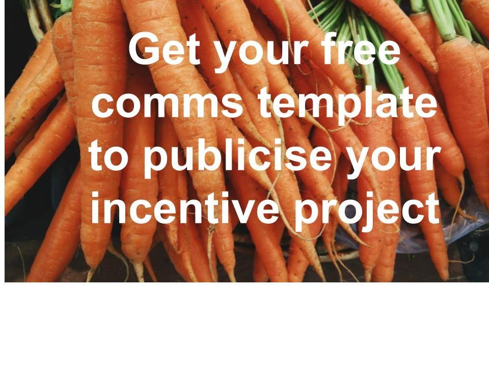 reuse carrott