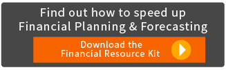 Speed up Financial Planning & Forecasting