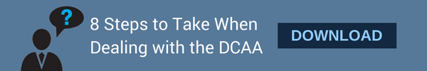 8 Steps to Take When Dealing with the DCAA