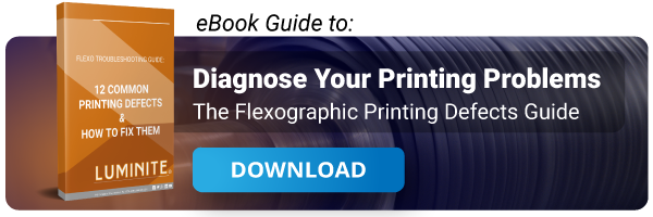 Flexo Printing: Ink Transfer