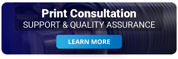 Print Consultation: Support & Quality Assurance