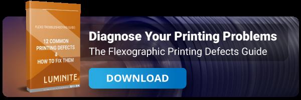 Flexo Printing: Ink Transfer