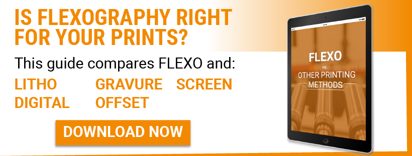 Flexo Printing vs. Other Printing Methods
