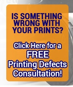 GET A FREE PRINTING DEFECTS CONSULTATION