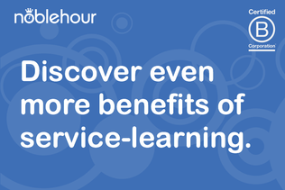 Discover even more benefits of service-learning