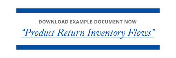 "Download ""Product Return Inventory Flows"" Example Document from Category Management Knowledge Group"