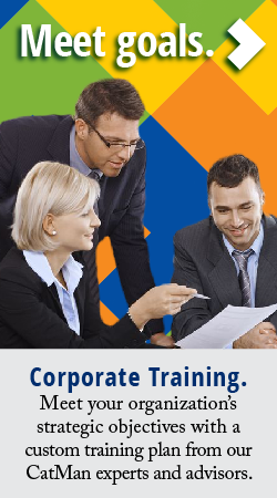 Meet Goals. Collaborate. Get Ahead. Corporate Training from the leader in category management training.
