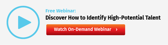 Free Webinar: Discover How to Identify High-Potential Talent