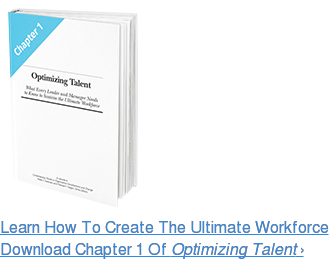 Learn How To Create The Ultimate Workforce Download Chapter 1 Of Optimizing Talent ›