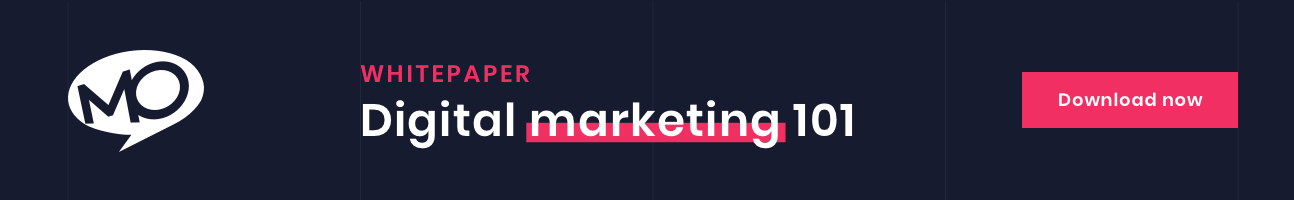 Digital Marketing 101 Whitepaper