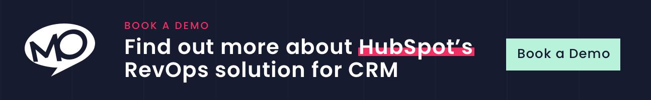 HubSpot Operations Hub RevOps