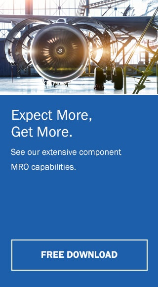 Learn more about AerSale's extensive component MRO capabilities.