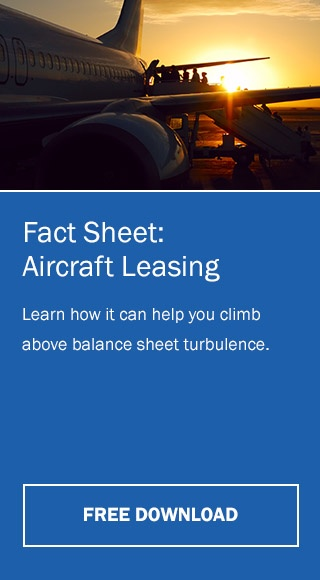 Aircraft Leasing Advantages