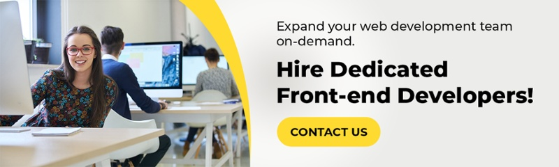 Hire Dedicated Front-end Developers