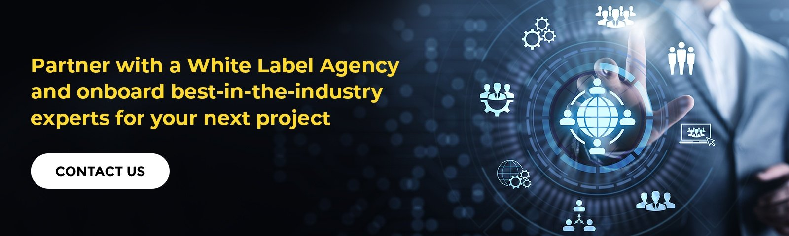 Partner with White Label Agency