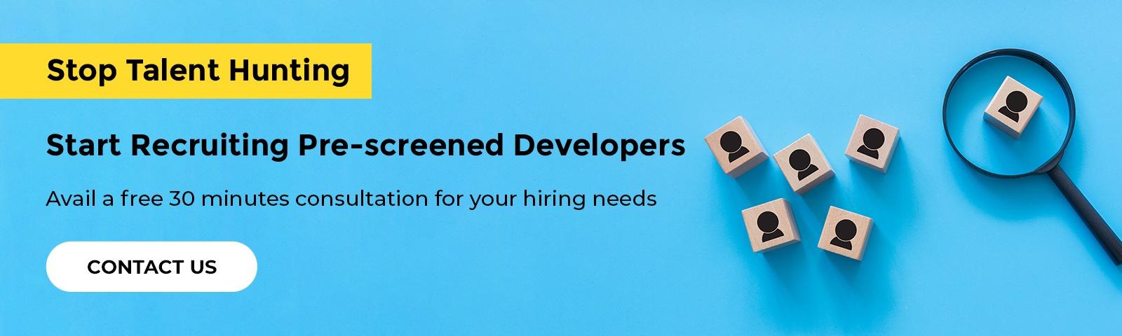UTC Stop Talent Hunting