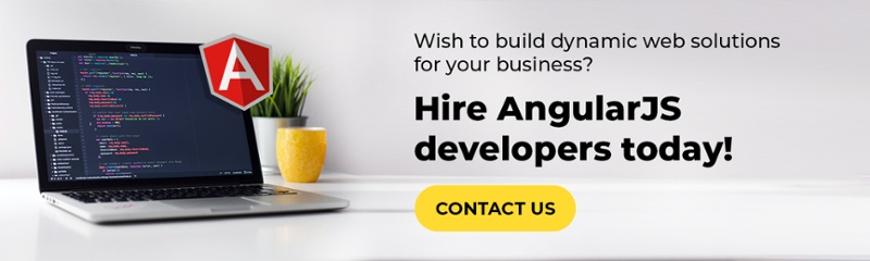 Hire AngularJS Developers