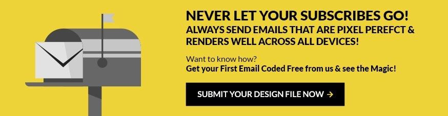 Always send Pixel perfect emails - Get your First email template for free