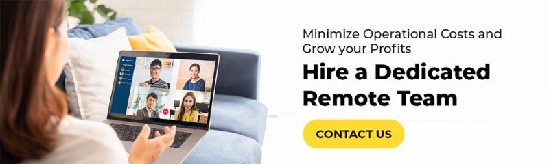Hire Dedicated Remote Team