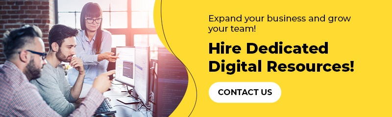 Hire Dedicated Digital Resources